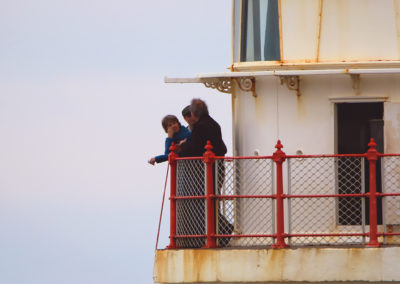 Climb to the top of the Lighthouse